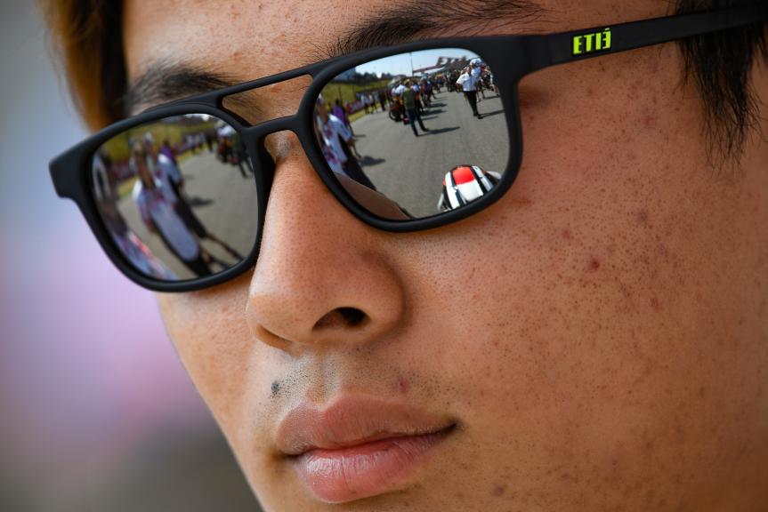 Ayumu Sasaki, Petronas Sprinta Racing, Pramac Motorrad Grand Prix Deutschland