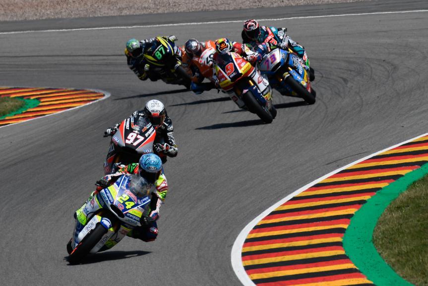 Moto2, Pramac Motorrad Grand Prix Deutschland