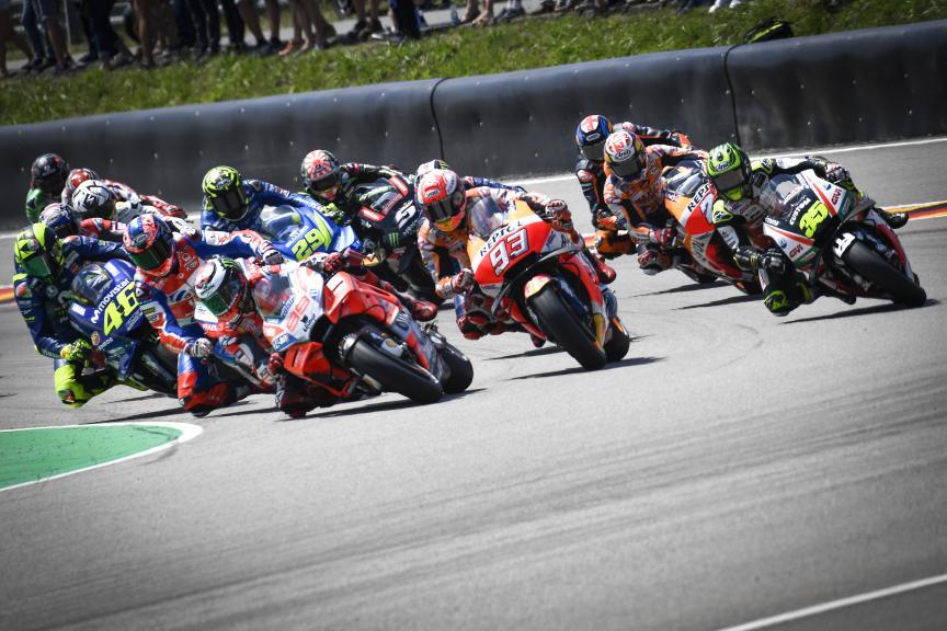 MotoGP, Pramac Motorrad Grand Prix Deutschland