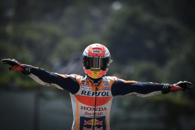 "Marquez: ""It was very, very tough"""