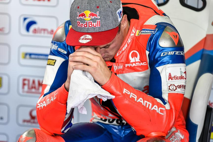 Jack Miller, Alma Pramac Racing, Pramac Motorrad Grand Prix Deutschland