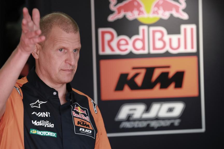 Aki Ajo, Red Bull KTM Factory Racing