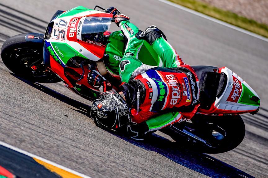 Scott Redding, Aprilia Racing Team Gresini, Pramac Motorrad Grand Prix Deutschland