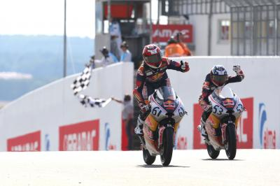 Red Bull MotoGP Rookies Cup : Au tour de Can !