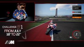 The MotoGP? eSport Championship is about to begin. How do the world's best riders do it? Watch to find out...
