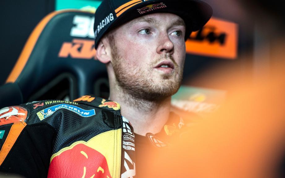 Brad Binder, Red Bull KTM Ajo, Pramac Motorrad Grand Prix Deutschland