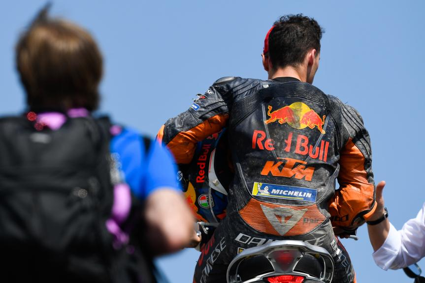 Pol Espargaro, Red Bull KTM Factory Racing, Pramac Motorrad Grand Prix Deutschland