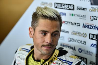 Bautista sorprende al Sachsenring
