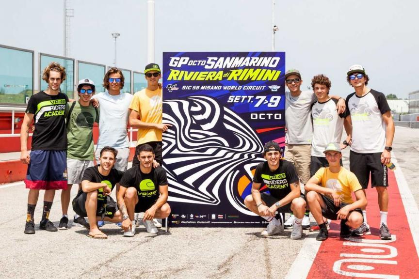 Poster Gran Premio Octo di San Marino e della Riviera di Rimini