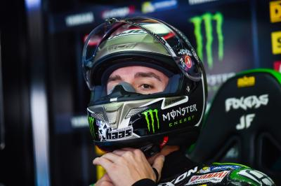 Folger to become Yamaha test rider?