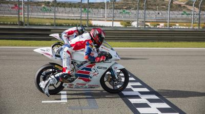 British Talent Cup Selection Event candidates shortlisted