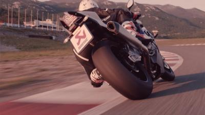 MotoGP™ exhaust technology for the road and the track