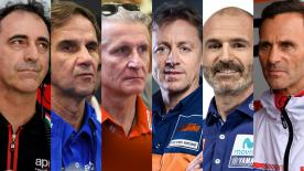 The MotoGP? Team Managers review the 2018 season so far and talk about their expectations for the second half