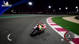 The third challenge of the 2018 MotoGP™ eSport Championship is held at the Losail International Circuit in Qatar