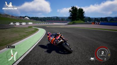 Demo Lap : Smith au Sachsenring, sur MotoGP™18