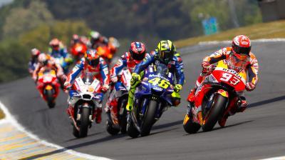 La prima metà di stagione: GP di Francia