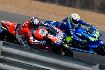 What do the riders think of the Chang International Circuit?