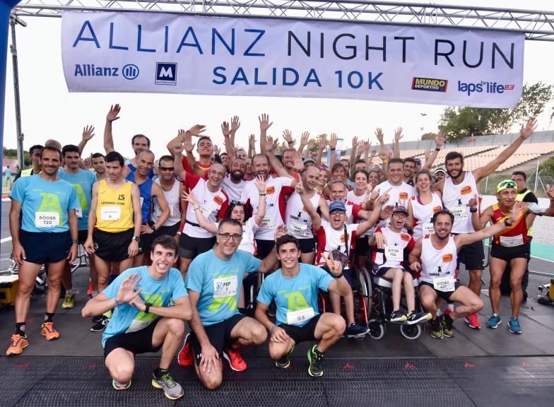 Marc Marquez, Alex Marquez, Allianz Night Run
