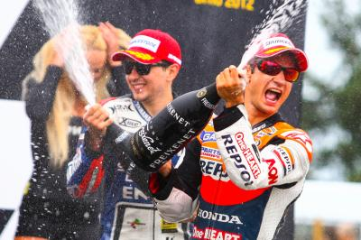 Watch Dani Pedrosa's favourite race for FREE