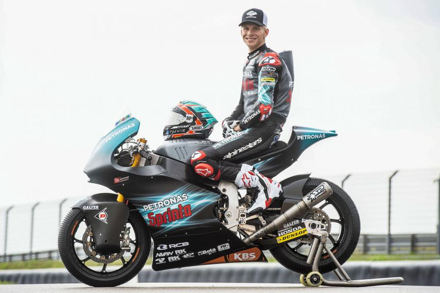 Niki Tuuli, Petronas Sprinta Racing