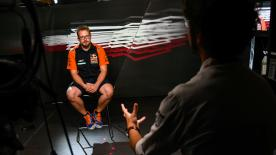 Sebastian Risse is in charge of KTM's MotoGP™ project from a technical point of view. He talks about the project, the riders and the future
