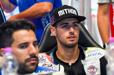 Fuligni to miss Brno through injury