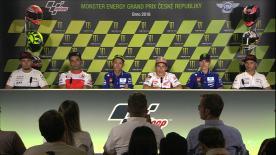 L'appuntamento con i media apre il fine settimana a Brno