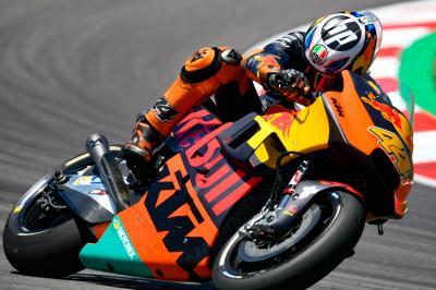 Pol Espargaró: el nuevo motor de KTM tendrá que esperar