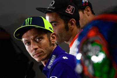 ¿Está Quartararo listo para MotoGP™? Rossi opina