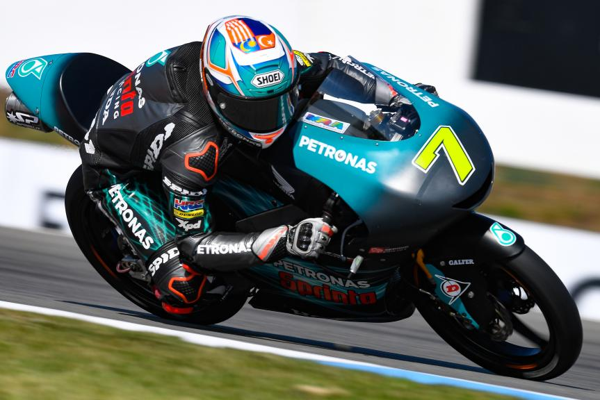 Adam Norrodin, Petronas Sprinta Racing, Monster Energy Grand Prix České republiky