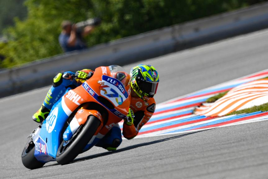 Lorenzo Baldassarri, Pons HP40, Monster Energy Grand Prix České republiky