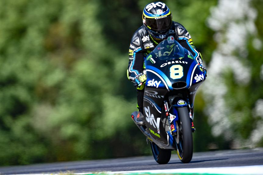 Nicolo Bulega, Sky Racing Team VR46, Monster Energy Grand Prix České republiky