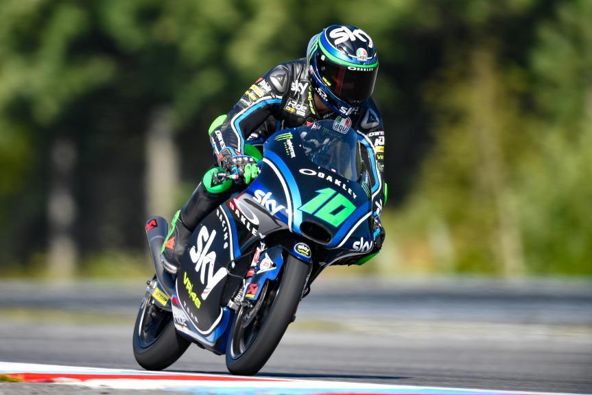 Dennis Foggia, Sky Racing Team VR46, Pramac Motorrad Grand Prix Deutschland