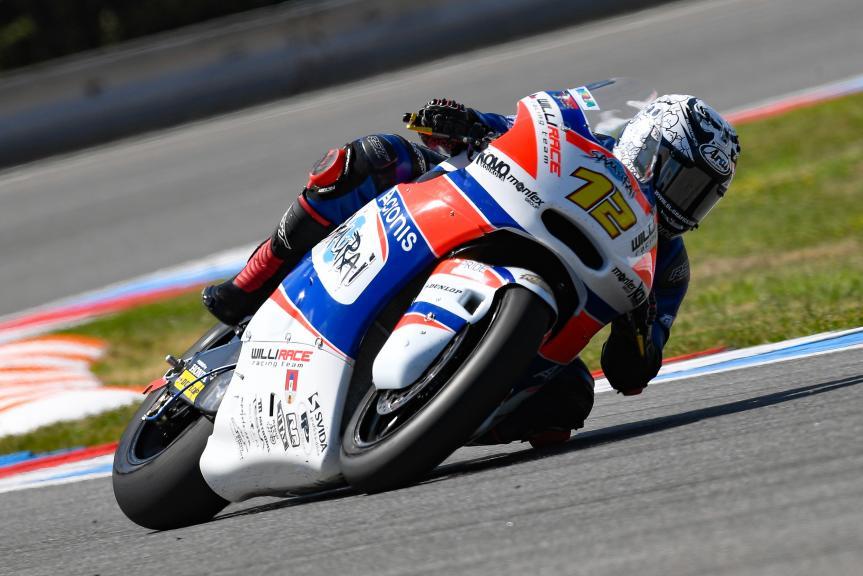 Sheridan Morais, Willi Race Racing Team, Monster Energy Grand Prix České republiky