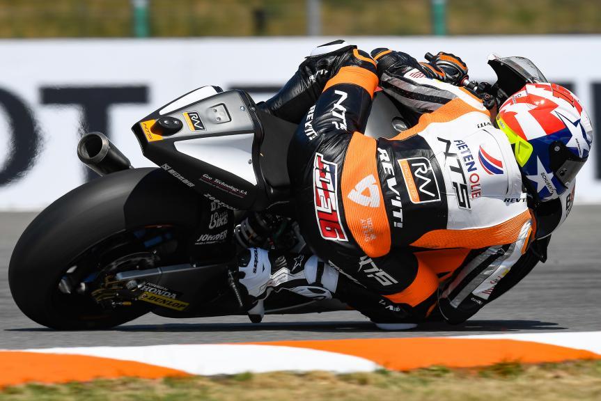 Joe Roberts, NTS RW Racing GP, Monster Energy Grand Prix České republiky