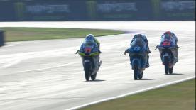 La categoria cadetta scende in pista per le prime libere al Brno