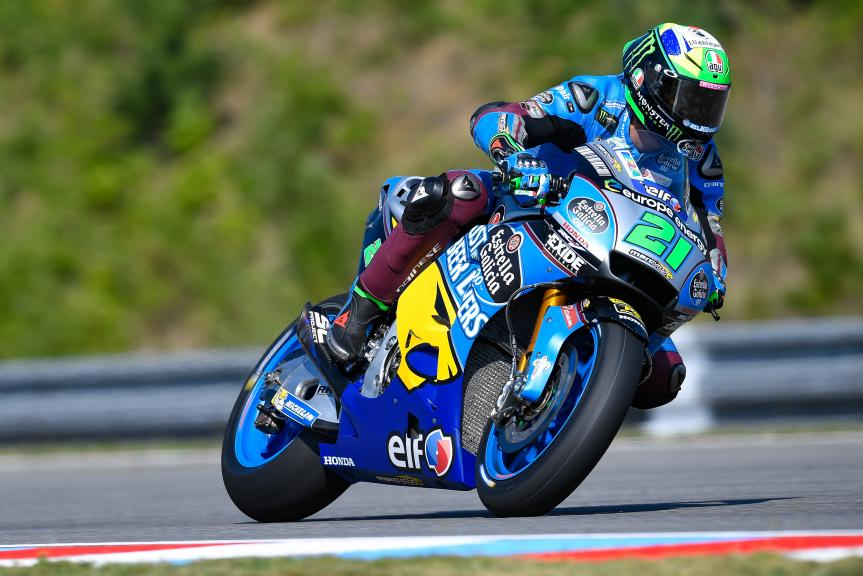 Franco Morbidelli, Eg 0,0 Marc VDS, Monster Energy Grand Prix České republiky