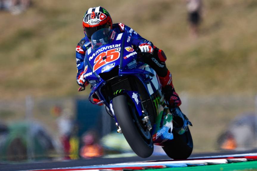 Maverick Viñales, Movistar Yamaha MotoGP, Monster Energy Grand Prix České republiky