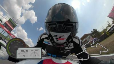 Eine Runde mit GoPro™ in Brno