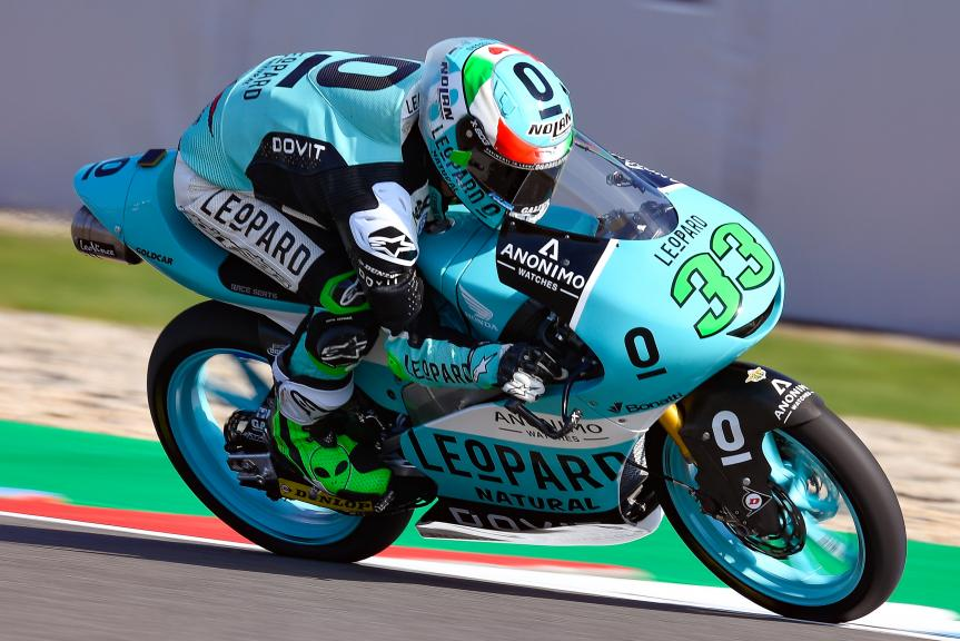 Enea Bastianini, Leopard Racing, Monster Energy Grand Prix České republiky