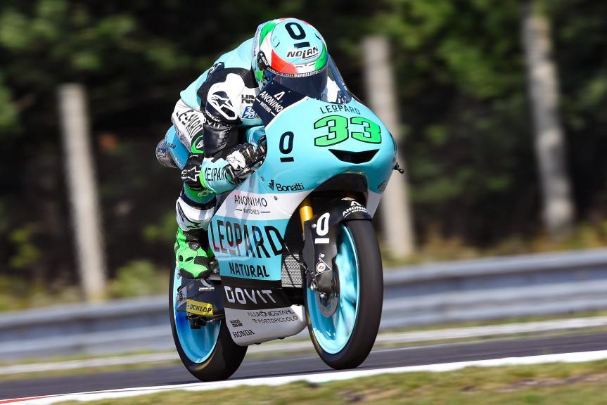 Enea Bastianini, Leopard Racing, Monster Energy Grand Prix České republiky