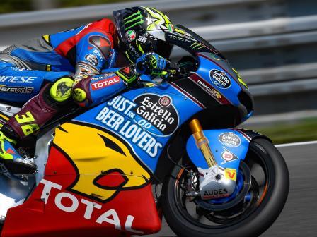 Moto2, Free Practice, Monster Energy Grand Prix České republ
