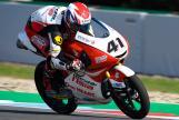 Nakarin Atiratphuvapat, Honda Team Asia, Monster Energy Grand Prix České republiky