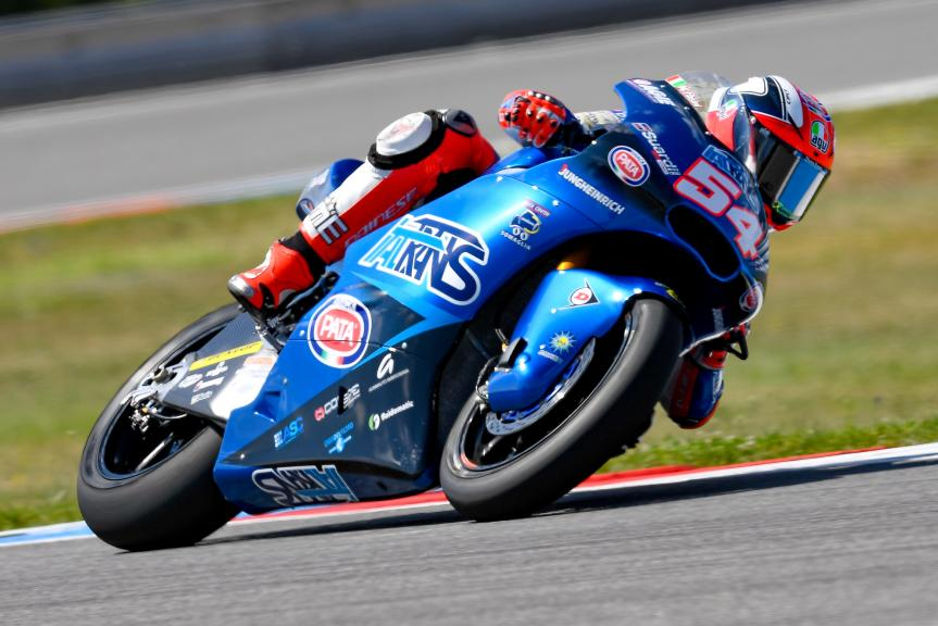 Mattia Pasini, Italtrans Racing Team, Monster Energy Grand Prix České republiky