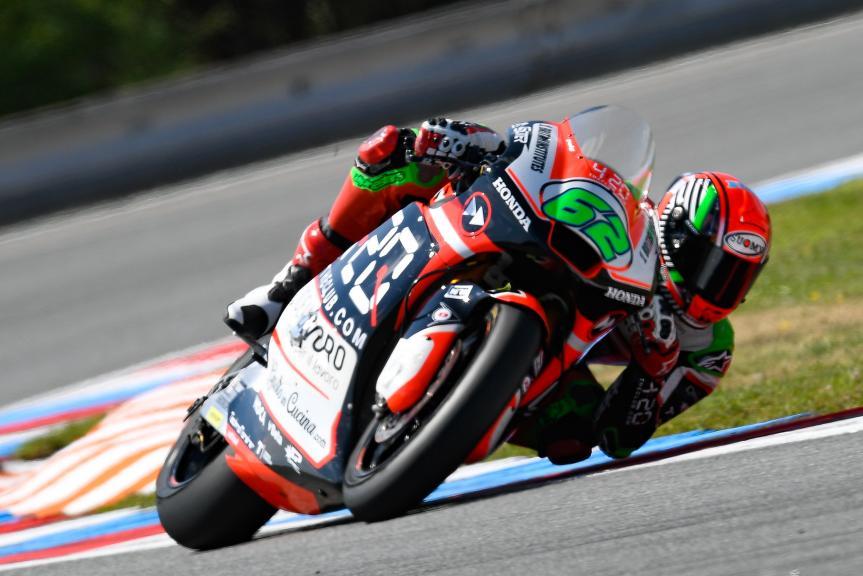 Stefano Manzi, Forward Racing Team, Monster Energy Grand Prix České republiky