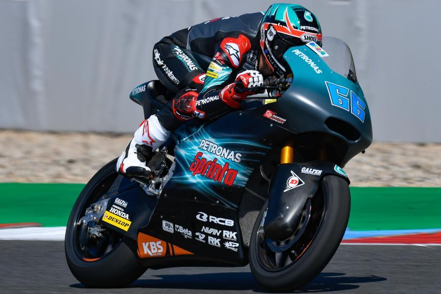 Niki Tuuli, Petronas Sprinta Racing, Monster Energy Grand Prix České republiky