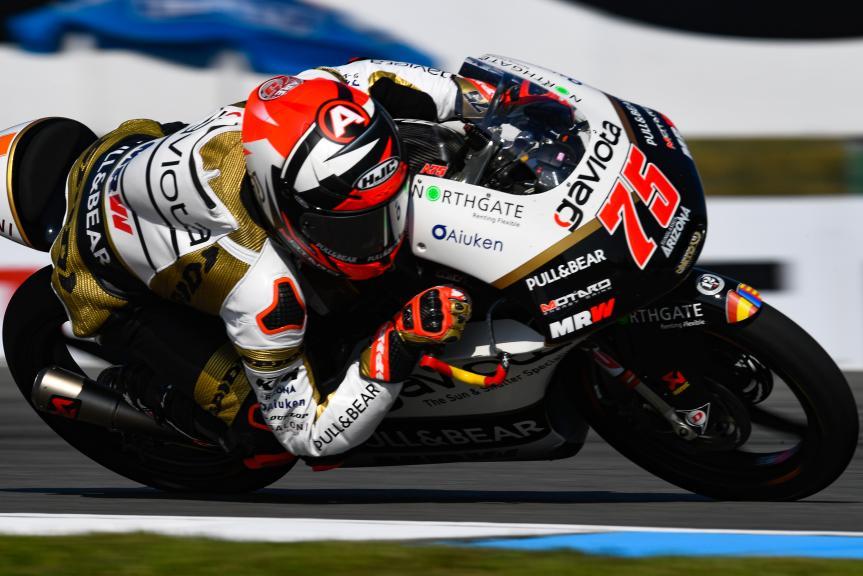 Albert Arenas, Angel Nieto Team Moto3, Monster Energy Grand Prix České republiky