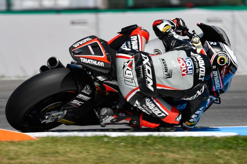 Xavi Vierge, Dynavolt Intact GP, Monster Energy Grand Prix České republiky