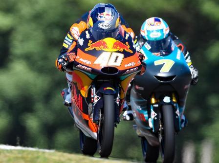 Moto3, Free Practice, Monster Energy Grand Prix České republ