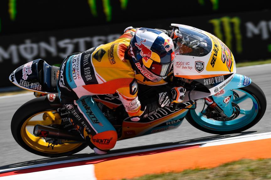Kazuki Masaki, RBA BOE Skull Rider, Monster Energy Grand Prix České republiky